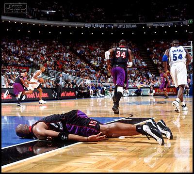 Приколы в НБА