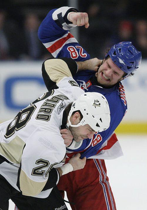 Хоккейные драки 3