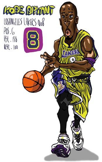 Баскетбольные карикатуры 2