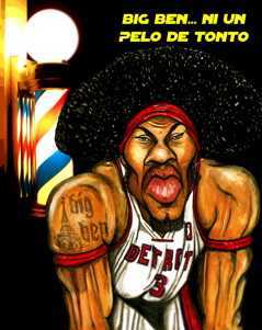 Баскетбольные карикатуры 5