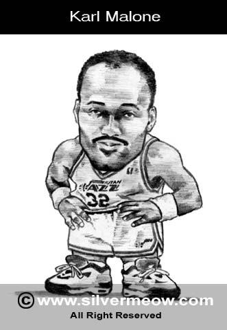 Баскетбольные карикатуры 6