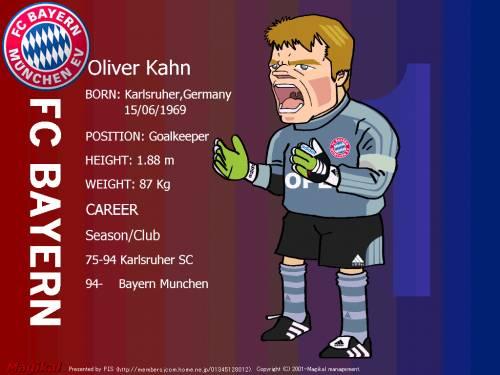Карикатуры на различных футболистов 1
