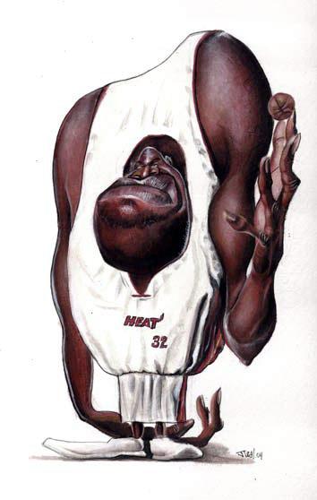 Баскетбольные карикатуры 3