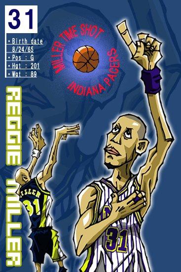 Баскетбольные карикатуры 1