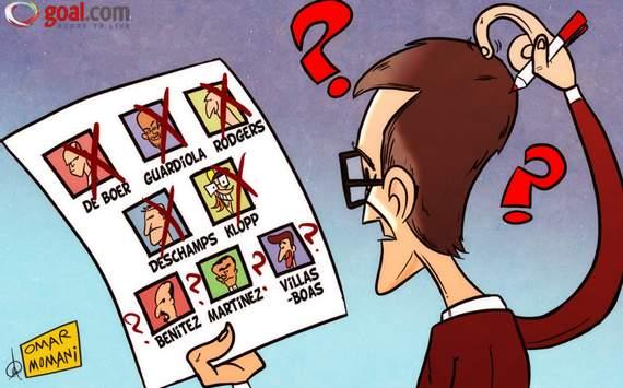Карикатуры на английский футбол