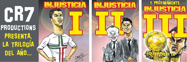 Карикатуры из испанских газет