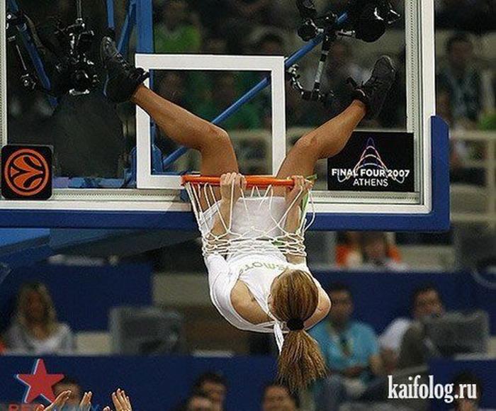 Такой разный баскетбол