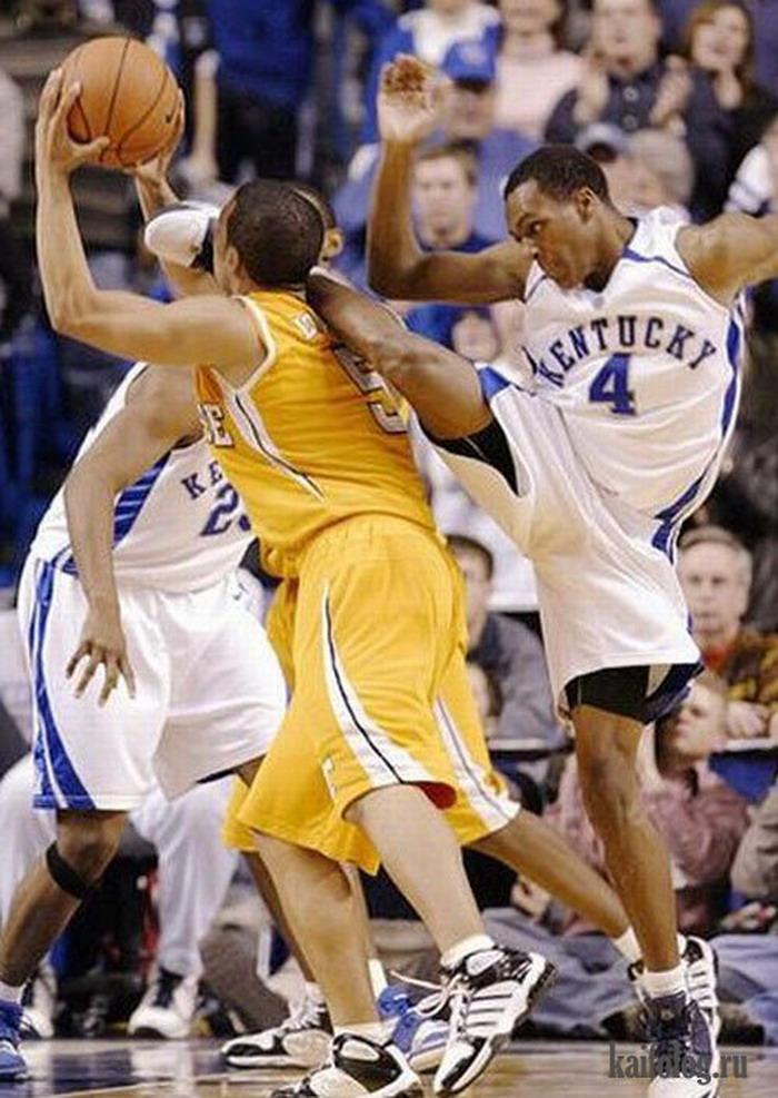 Это - НБА!