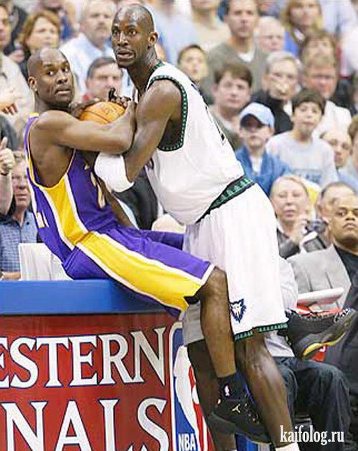 Это - баскетбол!