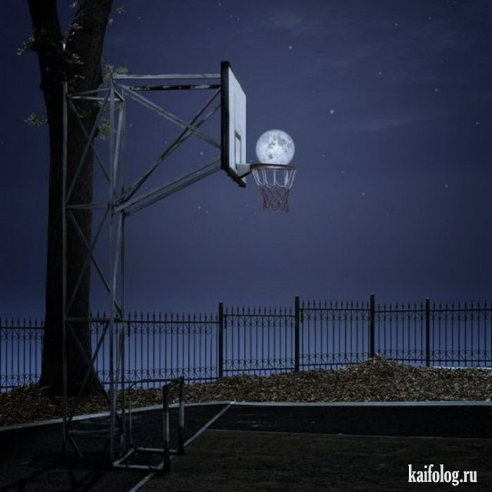 Баскетболу все возрасты покорны